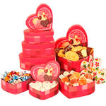Extraordinary Sweet Love Tower with Valentine Happiness