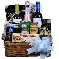Mesmerizing Celebration Cheer Gourmet Gift Hamper