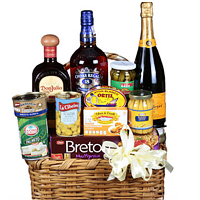 Breathtaking Instant Platter Gift Basket of Assortments