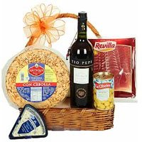 Captivating Delicacy Extravaganza Gift Basket