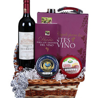 Alluring Spread to Share Festive Gift Hamper