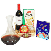 Devil locker Red Wine Set