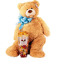 Brown Bear n chocolates