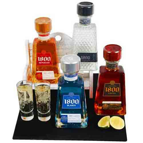 Radiant Gift Hamper of Tequila Collection