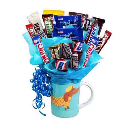 Lovely Bouquet of Candy Assortments