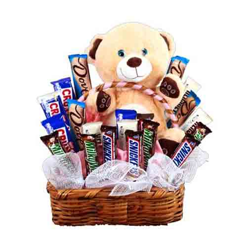 Glamorous Bouquet of Candies Assortments