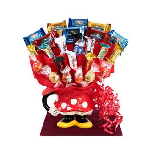 Luscious Candies Assortments Bouquet