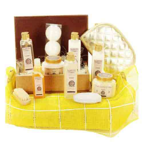 Time to Rejuvenate Spa Hamper