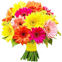 Gerberas Lovers Bouquet